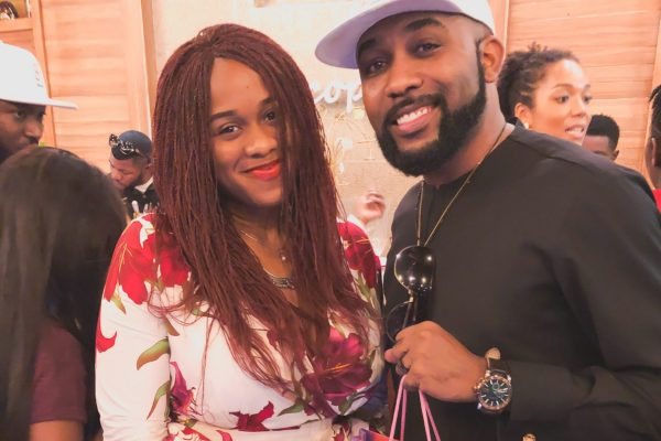 Branded gift bags for Banky W