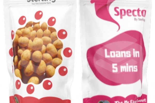 snack branding for sterlingbank